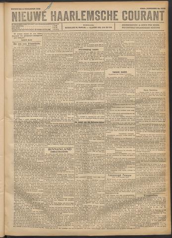 Nieuwe Haarlemsche Courant 1920-11-06