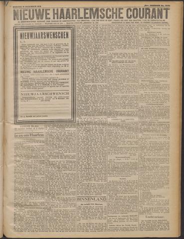 Nieuwe Haarlemsche Courant 1919-12-16