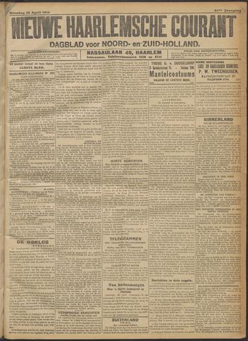Nieuwe Haarlemsche Courant 1916-04-25