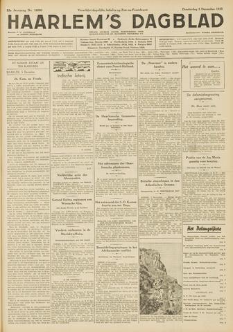 Haarlem's Dagblad 1935-12-05