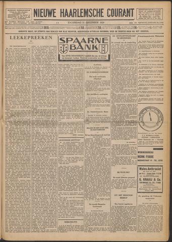 Nieuwe Haarlemsche Courant 1929-12-21