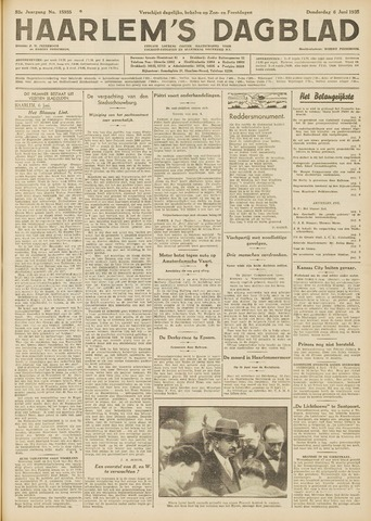 Haarlem's Dagblad 1935-06-06
