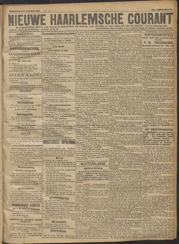 Nieuwe Haarlemsche Courant 1918-10-31