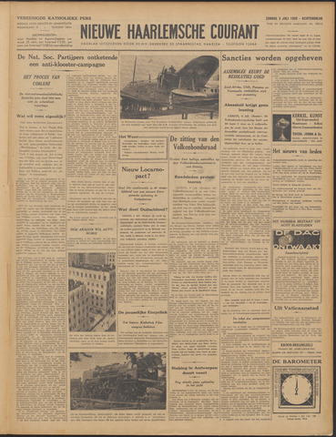 Nieuwe Haarlemsche Courant 1936-07-05