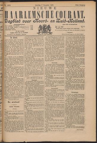 Nieuwe Haarlemsche Courant 1901-12-07