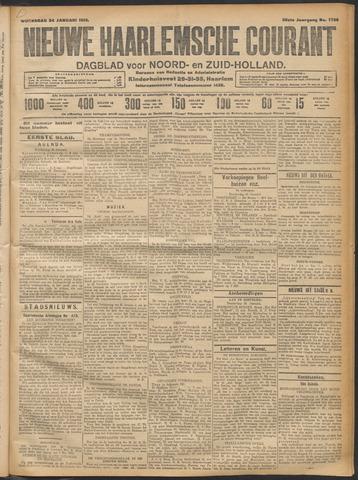Nieuwe Haarlemsche Courant 1912-01-24