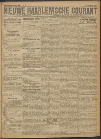 Nieuwe Haarlemsche Courant 1919-01-09