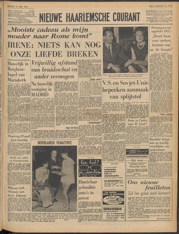 Nieuwe Haarlemsche Courant 1964-04-21