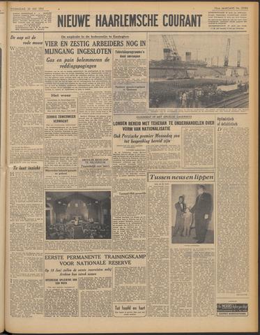 Nieuwe Haarlemsche Courant 1951-05-30