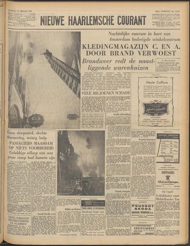 Nieuwe Haarlemsche Courant 1963-02-16