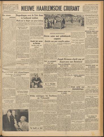 Nieuwe Haarlemsche Courant 1949-09-16