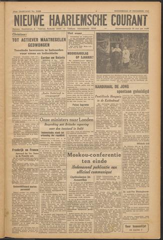 Nieuwe Haarlemsche Courant 1945-12-27