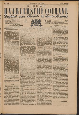Nieuwe Haarlemsche Courant 1902-04-23