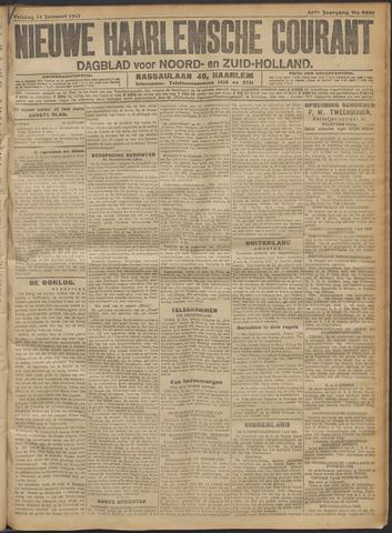 Nieuwe Haarlemsche Courant 1917-01-19