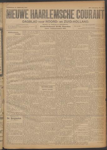 Nieuwe Haarlemsche Courant 1908-02-12