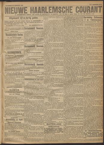 Nieuwe Haarlemsche Courant 1918-02-23