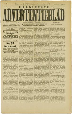 Haarlemsch Advertentieblad 1895-09-07