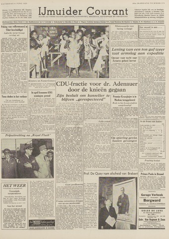 IJmuider Courant 1959-06-06