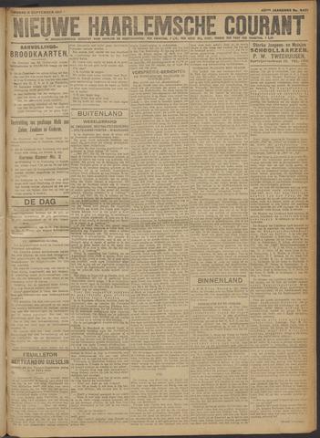 Nieuwe Haarlemsche Courant 1917-09-11