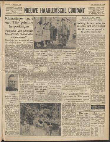 Nieuwe Haarlemsche Courant 1957-08-05