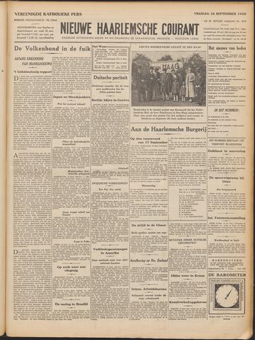 Nieuwe Haarlemsche Courant 1932-09-16