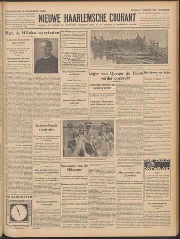 Nieuwe Haarlemsche Courant 1938-08-17