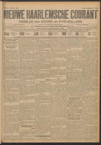 Nieuwe Haarlemsche Courant 1909-11-30