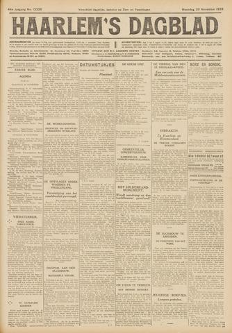 Haarlem's Dagblad 1926-11-29