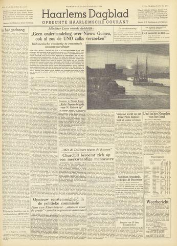 Haarlem's Dagblad 1954-11-24