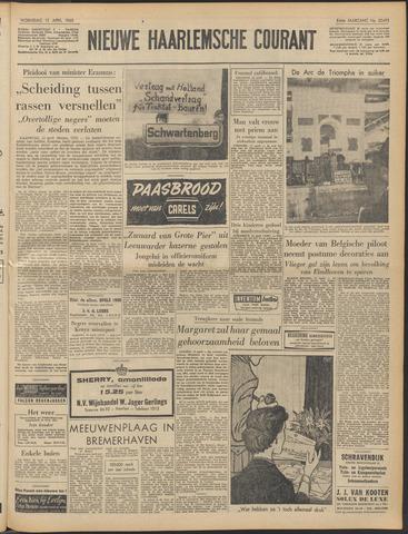 Nieuwe Haarlemsche Courant 1960-04-13