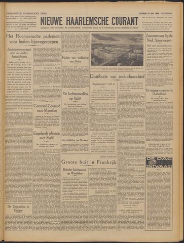 Nieuwe Haarlemsche Courant 1940-06-29