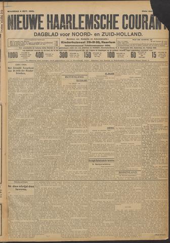 Nieuwe Haarlemsche Courant 1909-10-04