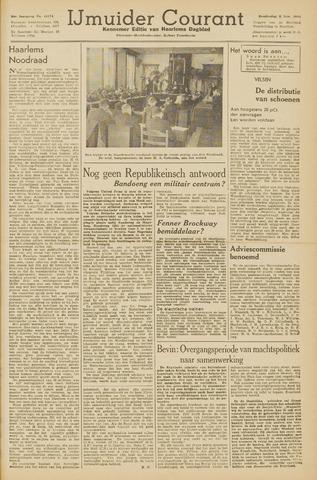 IJmuider Courant 1945-11-08
