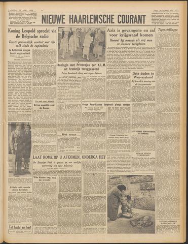 Nieuwe Haarlemsche Courant 1950-04-15