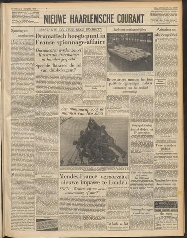 Nieuwe Haarlemsche Courant 1954-10-02