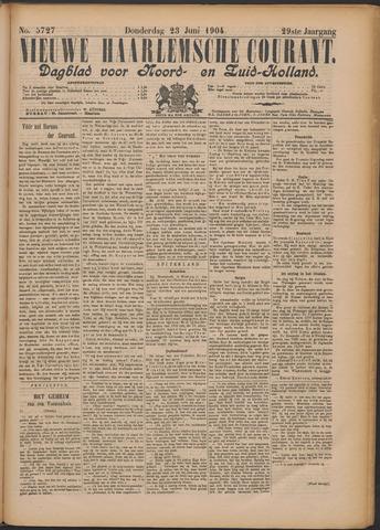 Nieuwe Haarlemsche Courant 1904-06-23