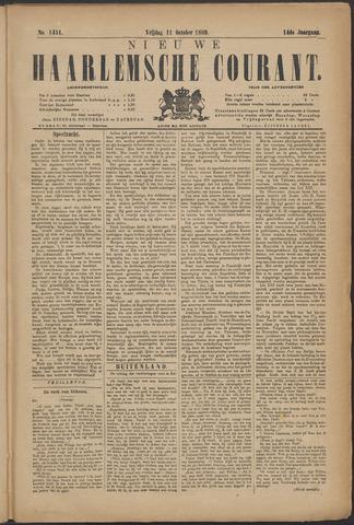 Nieuwe Haarlemsche Courant 1889-10-11