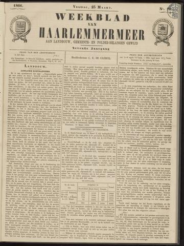 Weekblad van Haarlemmermeer 1866-03-23