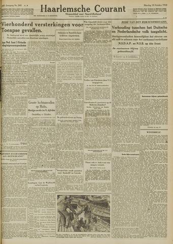 Haarlemsche Courant 1942-10-13