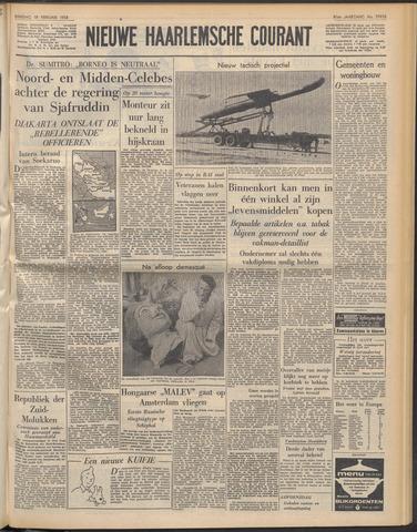 Nieuwe Haarlemsche Courant 1958-02-18