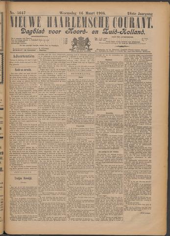 Nieuwe Haarlemsche Courant 1904-03-16