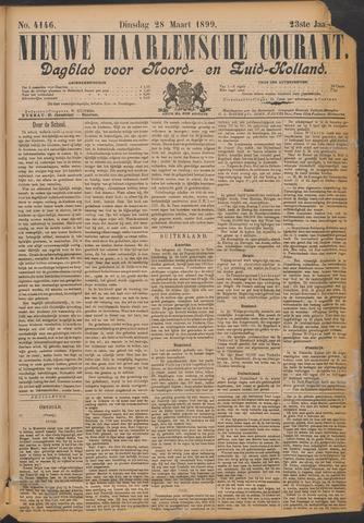 Nieuwe Haarlemsche Courant 1899-03-28