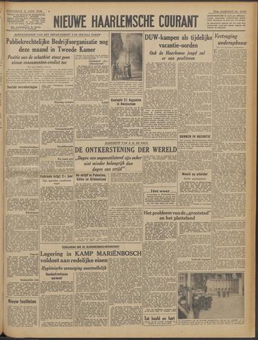Nieuwe Haarlemsche Courant 1948-06-02