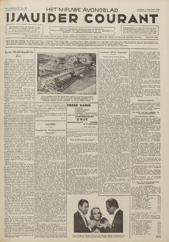 IJmuider Courant 1938-02-04