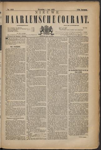 Nieuwe Haarlemsche Courant 1892-06-01