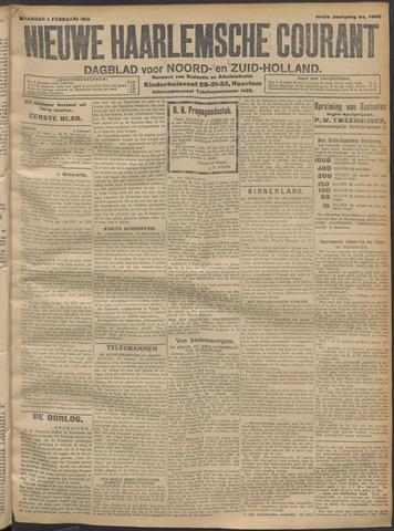 Nieuwe Haarlemsche Courant 1915-02-01