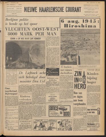 Nieuwe Haarlemsche Courant 1965-08-06