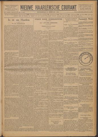 Nieuwe Haarlemsche Courant 1928-02-23
