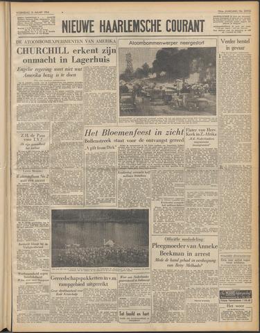Nieuwe Haarlemsche Courant 1954-03-31