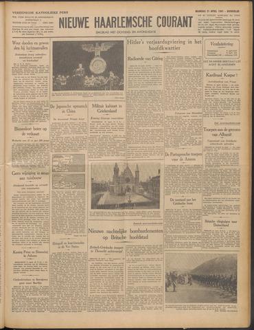 Nieuwe Haarlemsche Courant 1941-04-21